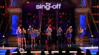 "11th Performance - Afro-Blue - ""I Believe I Can Fly"" & ""To Fly"" Remix - Sing Off - Series 3"
