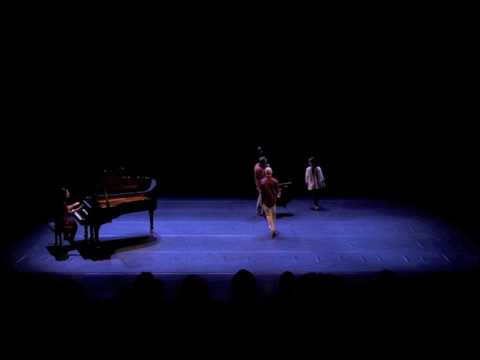 """Caretes Brances"" Improvisation Music & Dance in France (Jan. 5th, 2017)"