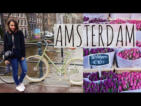 MI VIAJE A AMSTERDAM! ♥ What The Chic VLOG