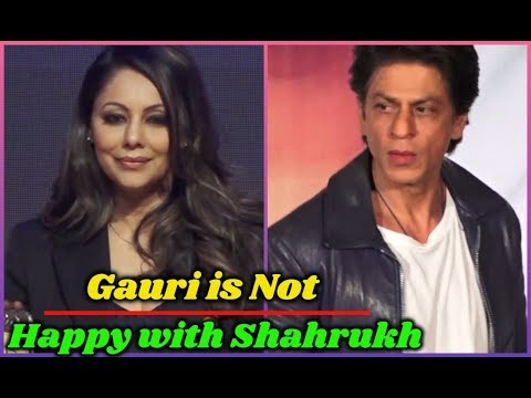 Why Gauri Khan is Unhappy with Shahrukh Khan Now Mp3
