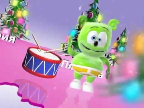 christmas The Gummy Bear song Clip2Mp3 org - YouTube