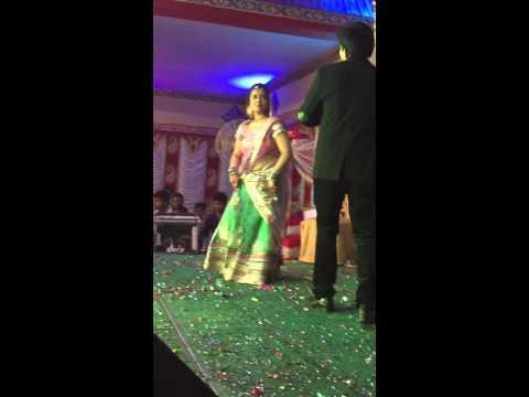 KOMAL WEDDING VARSHA VIKAS DANCE 26-04-2015 PART 2