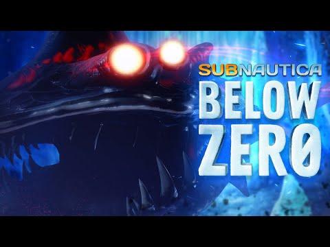 Subnautica Below Zero - THE BEAST! - New Subnautica Below Zero Gameplay & Features! - Subnautica DLC