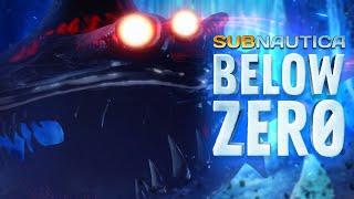 Subnautica Below Zero New Below Zero Gameplay Ice Tornado Sea