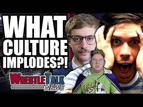 BREAKING: Adam Blampied, King Ross & More LEAVE WhatCulture!   WrestleTalk News Sept. 2017