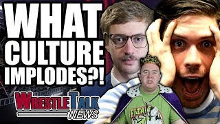 Adam Blampied, King Ross & More LEAVE WhatCulture! | WrestleTalk News Sept. 2017