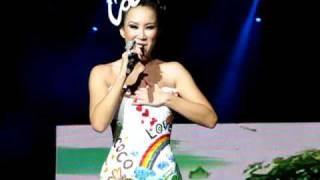 coco lee e2w live in singapore 2010 最好的愛