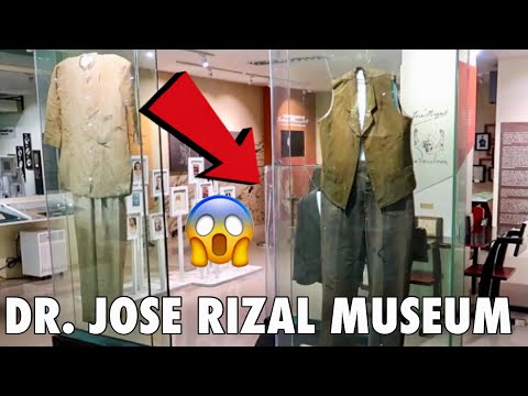 FIRST TIME TO VISIT DR. JOSE RIZAL MUSEUM IN DAPITAN!