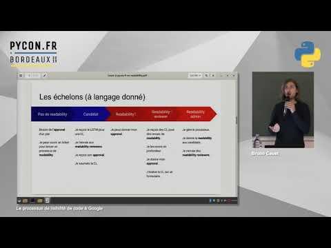 Image from Le processus de lisibilité de code à Google