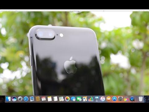 Primeiras impressões do iPhone 7 Plus Jet Black mais acessórios com 3 meses de uso ~ Dicas De iOS ~