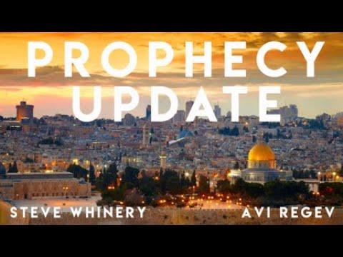 Israel's Current Events // Retired IDF Colonel Avi Regev