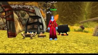 World of Warcraft: Orphelinat caché à Nagrand (lieux insolites et mystérieux)