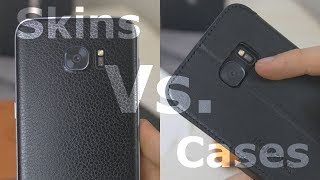 Skins Vs. Cases - Which should YOU buy?!