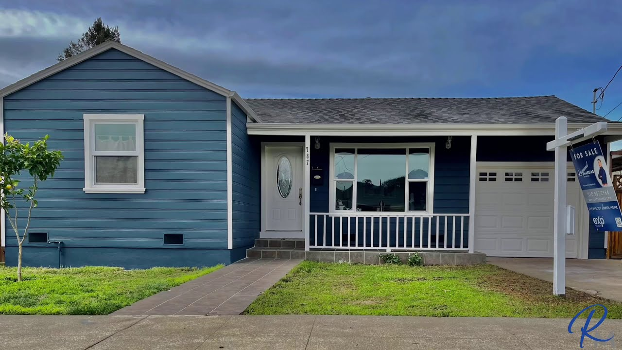 """We are Live! Come see us 787 McLaughlin st Richmond """"Just Listed"""""""