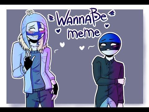 ►Wannabe Meme(18+!)◄ ║Countryhumans │[Finland/Estonia] Thank For 200+