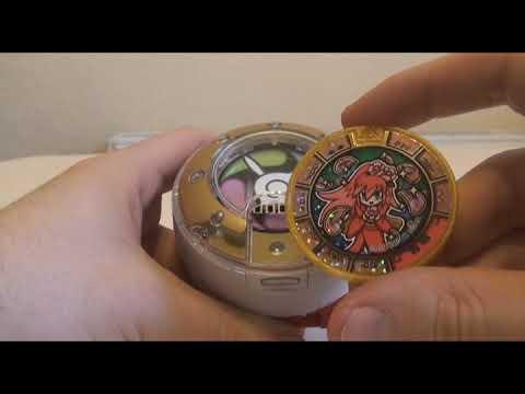 Yokai Watch: New Yokai Medal Review 1/May/18 (WHF Treasure)