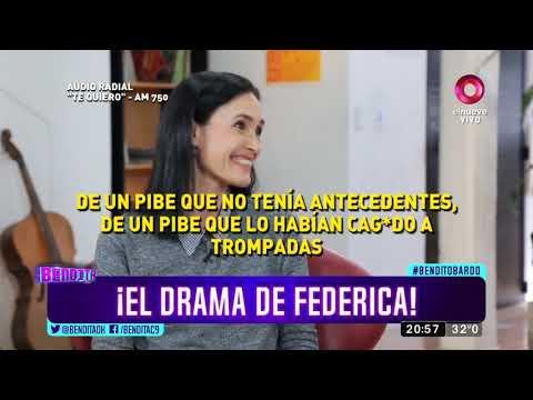 ¡El drama de Federica!
