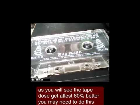tape cleaning