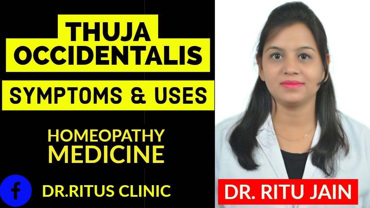 Thuja   Homeopathic medicine Thuja 30 Thuja 200 Uses & Benefits