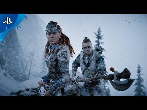 Horizon Zero Dawn: The Frozen Wilds - Launch Trailer   PS4