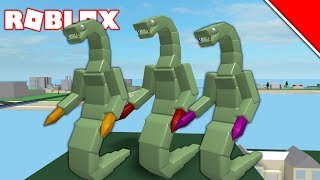 GODZILLA SIMULATOR IN ROBLOX! (NEW)