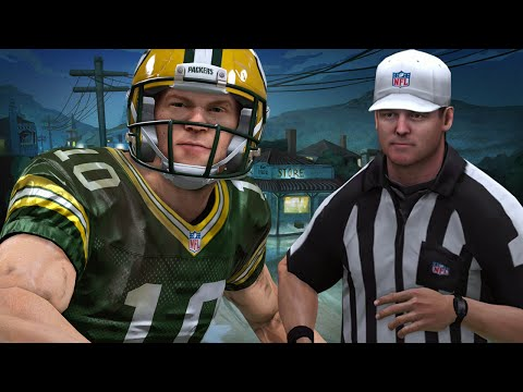 Replacement Refs Are Back! Madden 15 Bears vs Packers - The Craziest Ending!!!