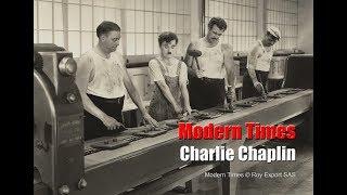 Download Charlie Chaplin - Factory Scene - Modern Times (1936)