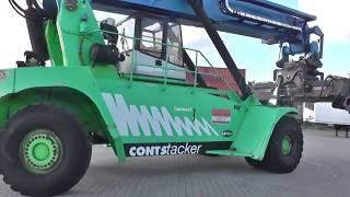 Fantuzzi Dizel Forklift Yedek Parça (45 Ton Reach Stacker) Arya Makina