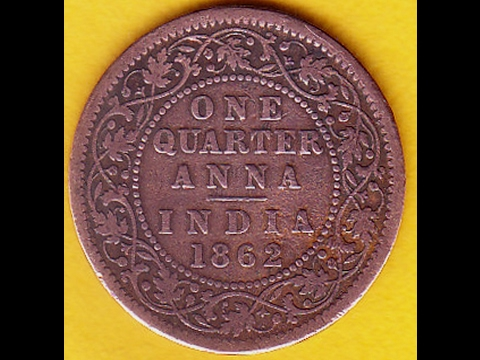 British India Most Valuable Antique Vintage Coins...