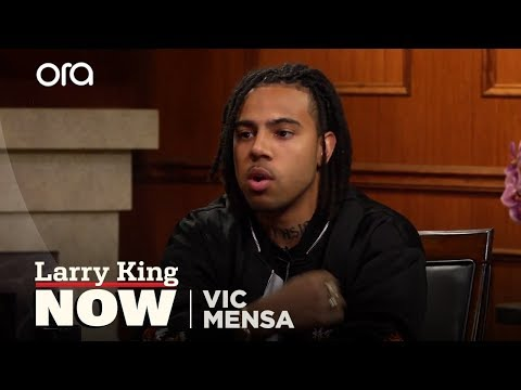 Vic Mensa: Obama too careful, didn't do enough about Chicago violence | Larry King Now | Ora.TV