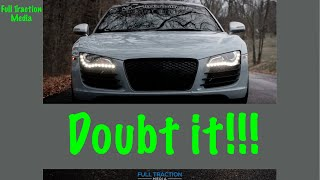 Can you Guess My Next Audi R8 Mods!??? R8 and Maserati Photo Shoot!