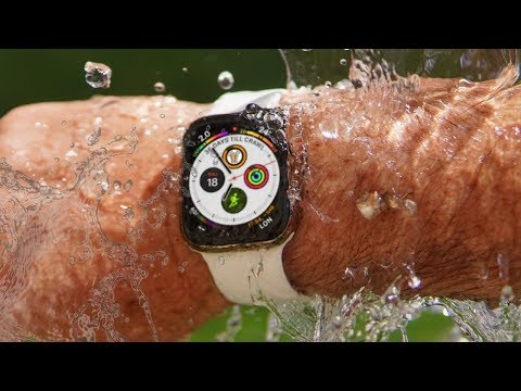 Is the Apple Watch actually waterproof? (Summer 2019)