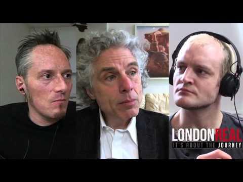 Steven Pinker on Violence
