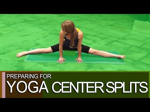 How to Do the Splits - FitBodyHQ