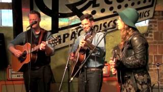 Watch Lone Bellow Fire Red Horse video