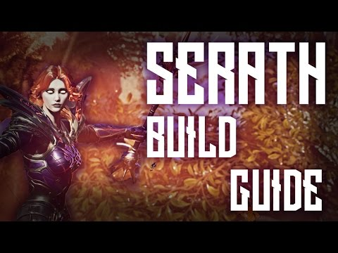 Paragon Serath Build & Guide - MELEE CARRY?! REALLY????