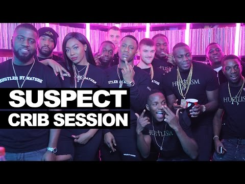 Suspect OTB freestyle - Westwood Crib Session