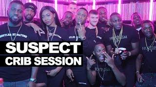 Suspect OTB freestyle - Westwood Crib Session