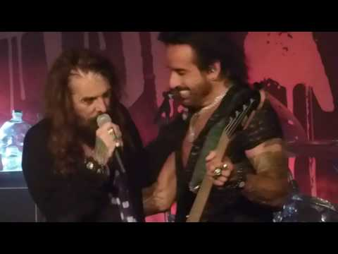 The Dead Daisies - Band Introduction Rock Medley (Live) @ Capitol of Rock Aschaffenburg