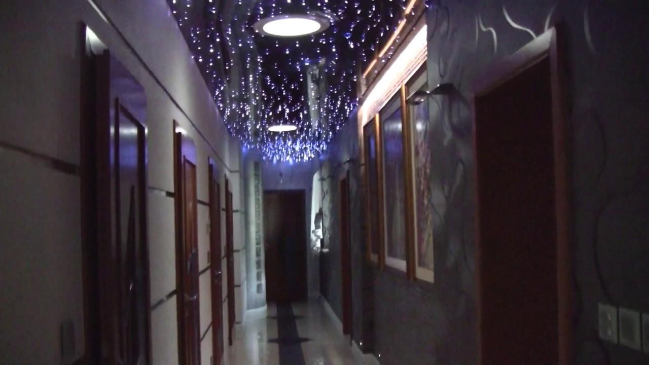 Gwieździste Niebo Oświetlenie Korytarza Oświetlenie Przedpokoju Remont Mieszkania Sufity Kraków