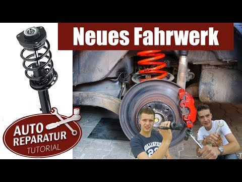 How to Install Coilovers in Your BMW ?!  A.R.T  TUTORIAL