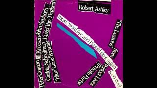 Robert Ashley - Buddy
