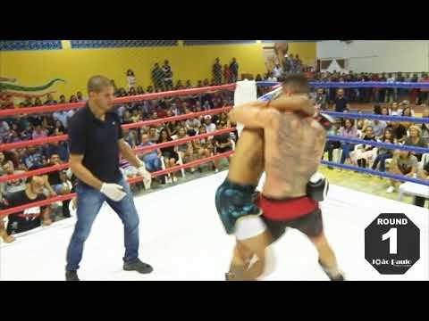 1º JÂNIO FIGHT – Vagner Cobra X Marcelo Barbosa