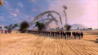 Empire Total War Machinima; Devlet-i ʿAliyye-i ʿOsmâniyye İngiltere