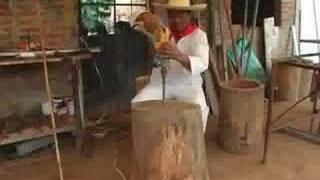 Ventana a mi Comunidad / Chontales de Tabasco, Tamborilero