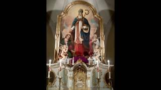 Svätý Martin v horiacej sakristii