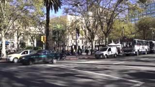 2014年5月29日 ウルグアイ・モンテビデオ街歩き