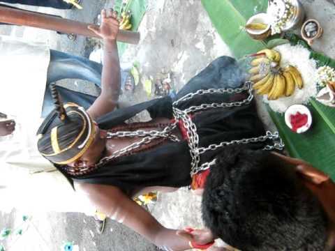SANGGILI KARUPAR AT SUNGAI PETANI THAIPUSAM 2012
