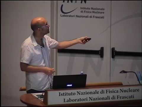 Presentazione attività di ricerca INFN-LNF