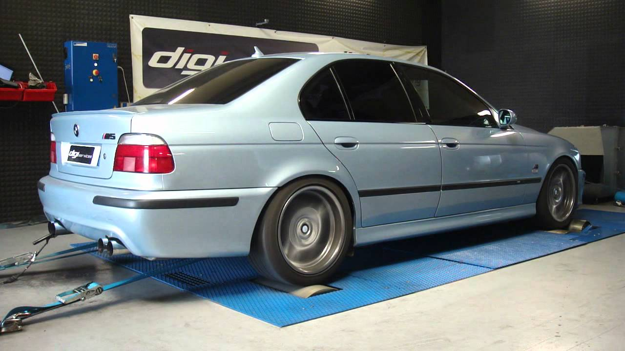 reprogrammation moteur bmw m5 e39 387cv dyno digiservices youtube. Black Bedroom Furniture Sets. Home Design Ideas